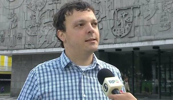 Leandro Knopfholz, diretor do Festival de Teatro de Curitiba, comenta a programação desta 24ª edição (Foto: Reprodução/RPC)