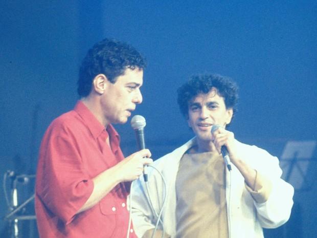 Caetano e Chico