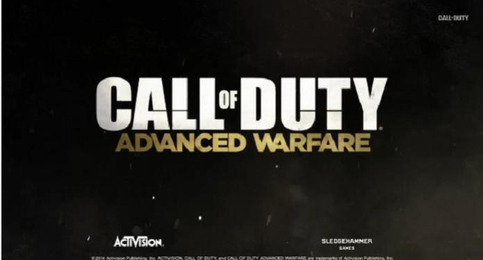 Call of Duty: Advanced Warfare é o novo game da famosa série de jogos de tiro (Foto: Divulgação)