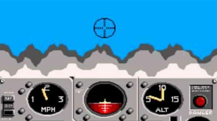 Piores jogos de Master System: Ace of Aces (Foto: Reprodução/YouTube)