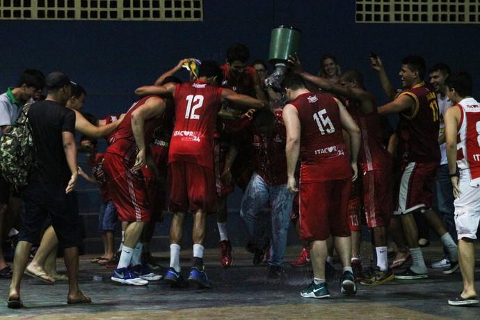 Turma x Itacor - Piauiense de basquete 2016 (Foto: Renan Morais)