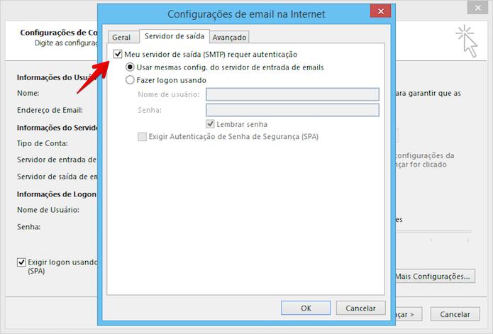 Ative a configuração indicada na imagem (Foto: Reprodução/Helito Bijora)