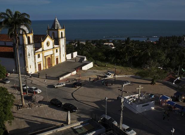 Alto da Sé - Olinda (Foto: Hugo Acioly)