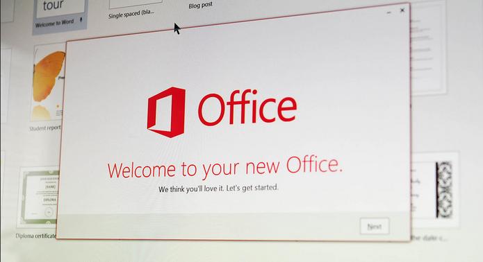 Veja como comprar o Microsoft Office 2016 (Foto: Reprodução/Barbara Mannara)