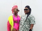 MC Carol relembra participação no Lollapalooza: 'Choro ao ver vídeos'