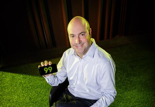 Paulo Veras, cofundador da 99 (Foto: Divulgação)
