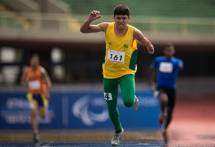 Petrúcio Ferreira, paratletismo (Foto: Divulgação / Comitê Paralímpico Brasileiro)