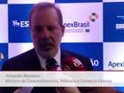 Armando Monteiro defende criação de agência de crédito para exportação