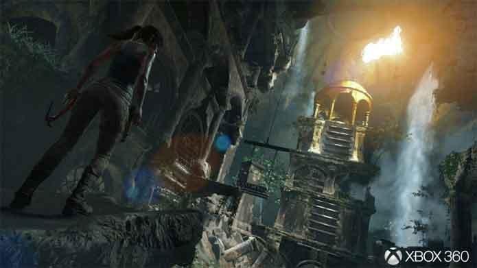 Rise of the Tomb Raider também está no Xbox 360 (Foto: Divulgação/Square Enix)