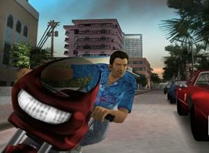 'GTA: Vice City', de 2002 (Foto: Divulgação)