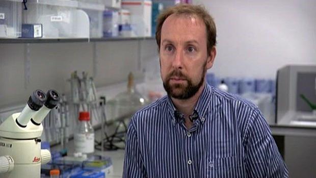 Zoltan Takats afirma que, se cirurgião avançar poucos milímetros pelo tecido saudável do cérebro, pode prejudicar muito o paciente (Foto: BBC)