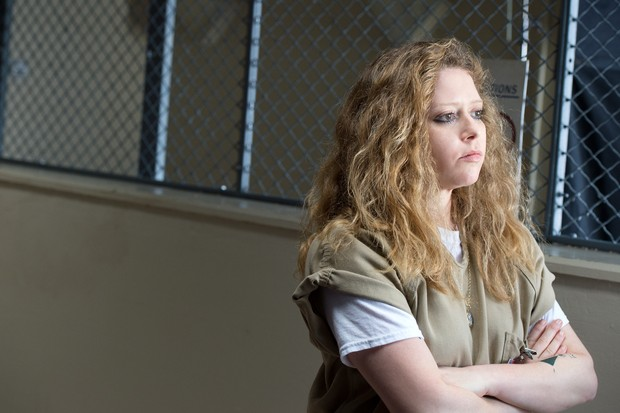 Natasha Lyonne em cena de Orange is the new black (Foto: Divulgação/Netflix)