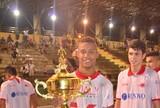 Mercado: Saci não é mais jogador do Baré, agora pertence ao Manaus FC