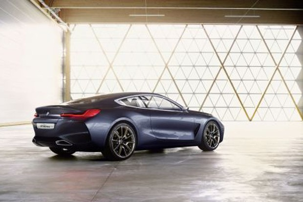 Conceito BMW Série 8 (Foto: Reprodução)