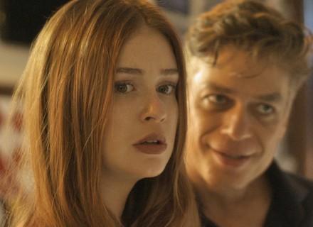 Arthur faz surpresa, mas  Eliza não curte