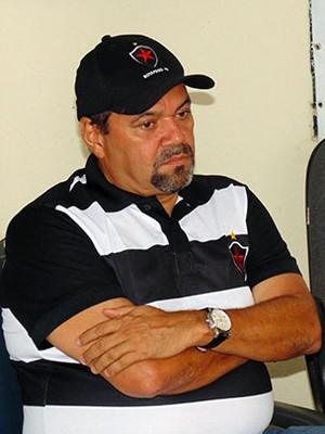 Eleições do Botafogo-PB, Breno Morais e Guilherme Novinho (Foto: Divulgação / Botafogo-PB)
