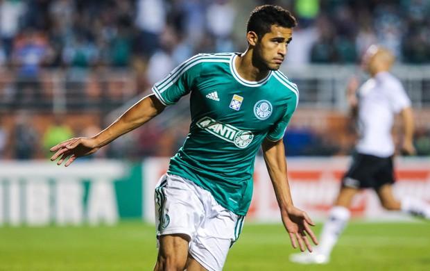 Alan Kardec, Palmeiras x Bragantino (Foto: William Volcov/Agência Estado)