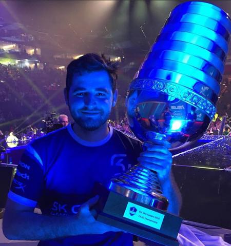 Gabriel 'FalleN' Toledo, melhor jogador de CS:GO no mundo (Foto: reprodução Facebook)