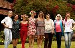 Mulheres com câncer têm dia especial de beleza (Nina Vilas Boas/ RPC)