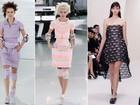 Do esportivo-chique ao universo do balé, veja o que bombou na semana de moda de alta-costura de Paris