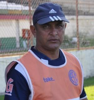 Técnico Fidélis Sanches (Foto: Anderson Luiz/FutRio)