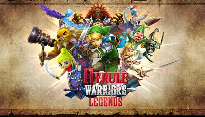 Hyrule Warriors Legends chega ao 3DS (Foto: Divulgação/Nintendo)