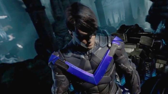 Batman Arkham VR é bem curto, porém (Foto: Divulgação/Warner)