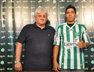 Nem, reforço do Figueirense para 2013 (Foto: Juventude / Divulgação)