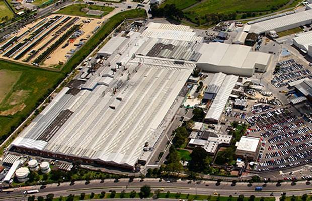 Chevrolet tem fábrica na Colômbia desde 1956 (Foto: Divulgação)