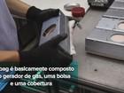 EUA aplicam multa recorde de até US$ 200 mi por airbags defeituosos