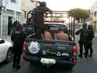Dupla suspeita de roubo a joalheria é presa no Bairro América em Aracaju