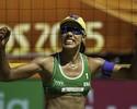 """Com o Mundial na mira, Juliana se diz """"curada"""" sobre ausência na Olimpíada"""