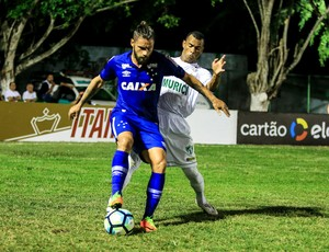 Murici x Cruzeiro, em Murici Sóbis (Foto: Ailton Cruz / Gazeta de Alagoas)