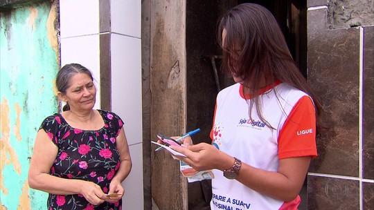 Kits da TV digital são entregues de graça em 14 cidades do Grande Recife