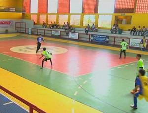 Futsal nos Jogos Intermunicipais de Rondônia, JIR (Foto: Reprodução/ Rede Amazônica)