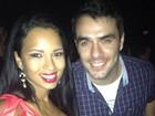 Encontro de ex-BBBs: Ariadna encontra Daniel Saullo na balada