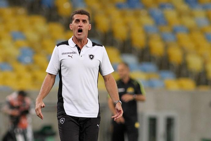 vagner mancini daniel Botafogo x Criciuma (Foto: Vitor Silva / SSPress)