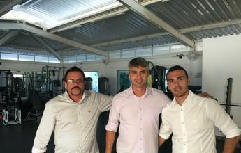 Em visita a Minas Gerais, diretoria do Salgueiro tenta parceria com o Atlético