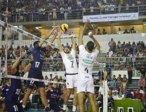Cruzeiro e Minas Superliga de vôlei (Foto: Ronaldo Silveira / Divulgação Sada Cruzeiro)