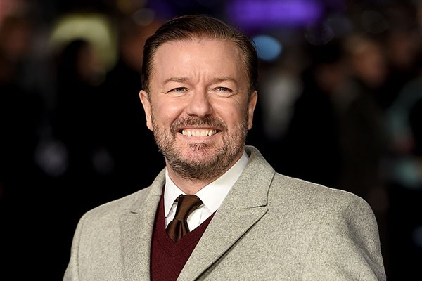 Ricky Gervais (Foto: Getty Images)