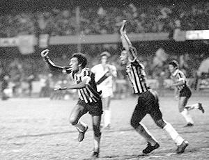 Basílio Corinthians 1977 (Foto: Arquivo / Gazeta Press)