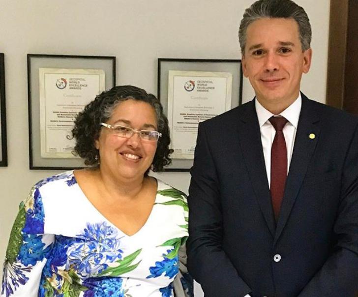 Suely Araujo e Felipe Carreras