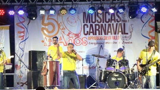 Há 50 anos, São Borja realiza festival para escolher marchinhas de carnaval