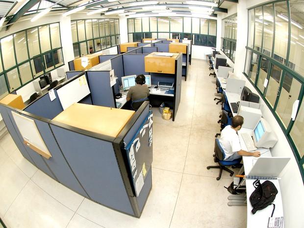Intuel oferece infraestrutura para o desenvolvimento de empresas inovadoras da área de tecnologia (Foto: Divulgação/AINTEC-UEL)