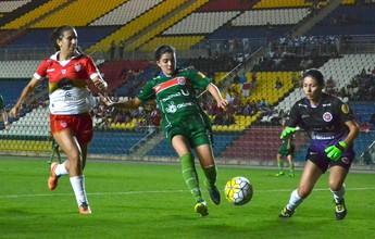 Vila Nova-ES goleia o Ipatinga e faz história na Copa do Brasil Feminina