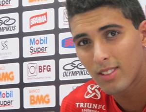 Frauches Flamengo (Foto: Janir Junior / Globoesporte.com)