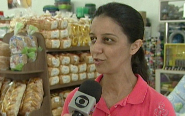 A empresária se tornou destaque nacional por praticar a sustentabilidade em seu estabelecimento. (Foto: Bom Dia Amazônia)
