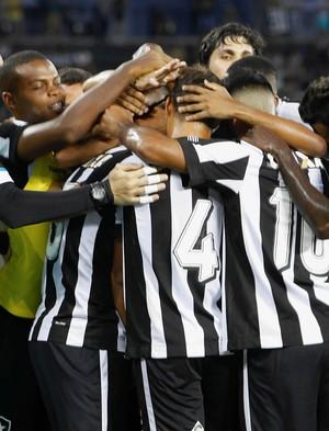 Botafogo x Macaé (Foto: Agência Estado)