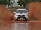 Rodovias seguem interditadas no noroeste do PR por causa da chuva