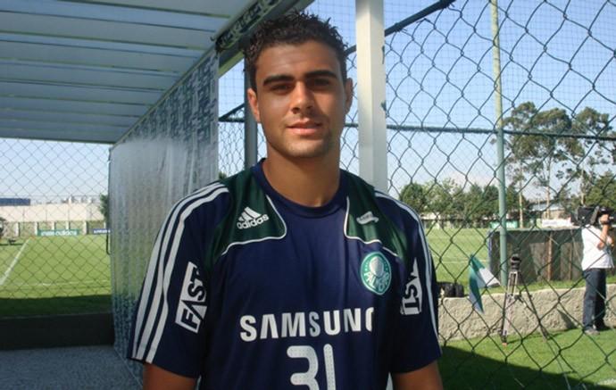 Maurício Palmeiras  (Foto: Globoesporte.com)
